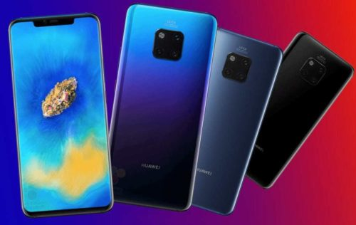 Huawei Mate 20, Mate 20 Pro leak has everything you need to know