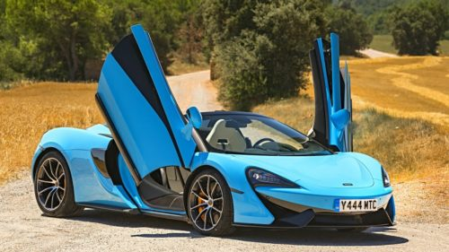 The Top 6 Supercars for Under $200k
