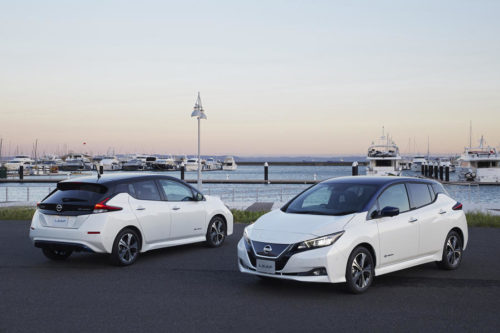 2018 Nissan Leaf Versus 2018 Hyundai Ioniq Electric – Head to Head In-Depth
