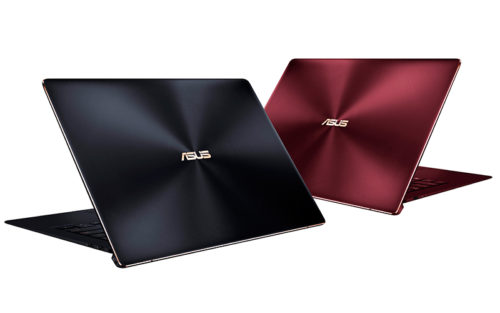 ASUS ZenBook S (UX391) Hands-On, Quick Review: Ultraportable A4-Sized Workhorse