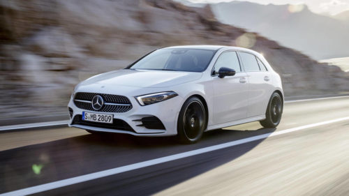2019 Mercedes-Benz A-Class Sedan first drive review