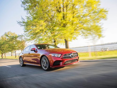 2019 Mercedes CLS 450 Review