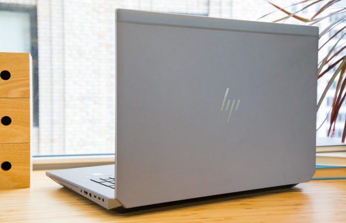 HP ZBook 17 G5 Review