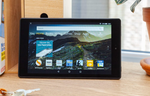 Amazon Fire HD 8 (2018) Review