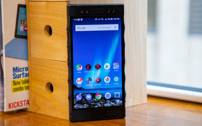 Red Hydrogen One Review: A Fascinating and Frustrating 3D Phone