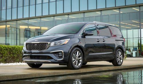 2019 Kia Sedona: What the Minivan Brings for the New Model Year