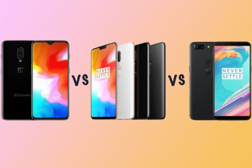 OnePlus 6T vs 6 vs OnePlus 5T: What's the rumoured difference?