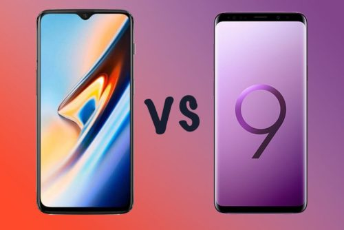 OnePlus 6T vs Samsung Galaxy S9: What's the rumoured difference?