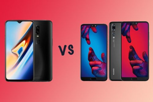 OnePlus 6T vs Huawei P20/P20 Pro: What's the rumoured difference?