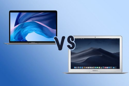 Apple MacBook Air (2018) vs MacBook Air (2015): Refactored for a new generation