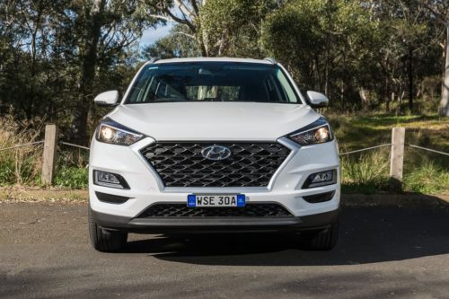 2018 Hyundai Tucson Go Review – Road Test