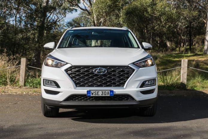 2018 Hyundai Tucson Go Review - Road Test