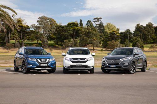 Medium SUV 2018 Comparison