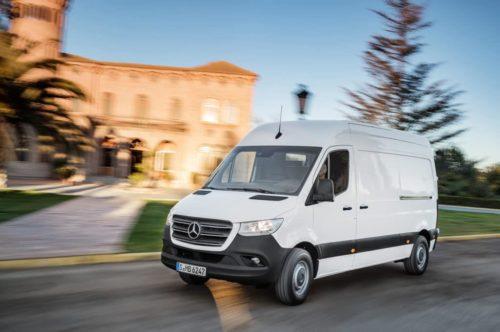 2019 Mercedes-Benz Sprinter first drive review