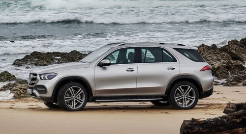 Mercedes-Benz GLE: A Close Look at the All-New SUV and Plug-in Hybrid