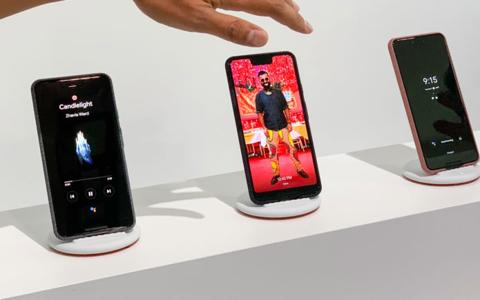 Pixel 3 Fast Wireless Charging Limited to Pixel Stand — For Now