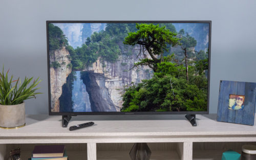 Insignia 43-Inch 4K Fire TV Edition Review: The First Good Amazon TV