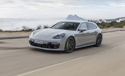 2018 Porsche Panamera 4 E-Hybrid Sport Turismo review