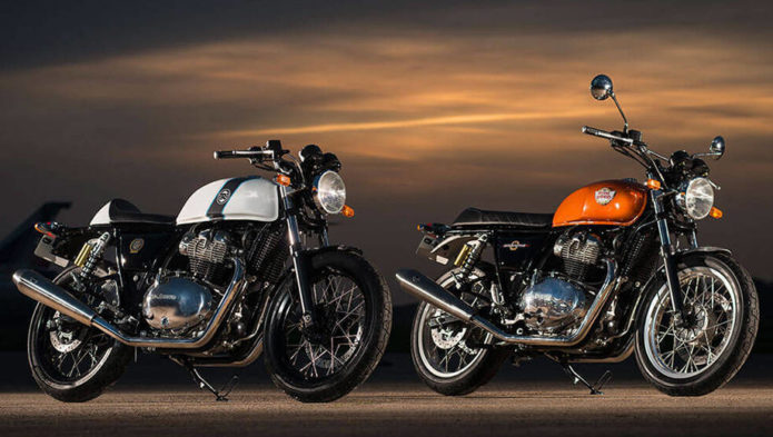 2019 Royal Enfield Continental GT 650 And Interceptor 650 Review – First Ride : One platform; two personalities