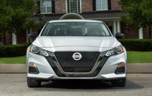 The 2019 Altima has a secret weapon