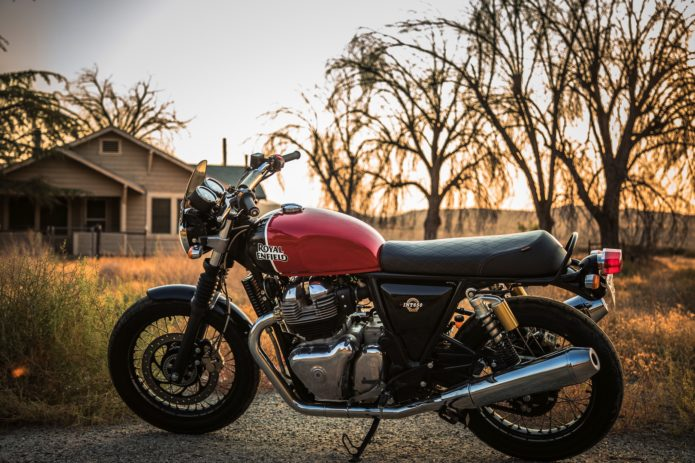 2019 Royal Enfield INT 650 Review: Twin Time (19 Fast Facts)