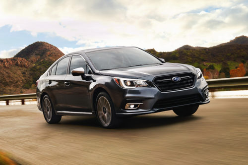 2019 Subaru Legacy Review
