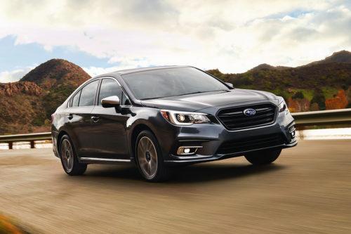 2019 Subaru Legacy Review