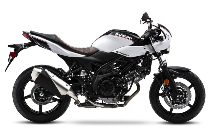 2019 Suzuki SV650X First Look: The SV Goes Café (8 Fast Facts)