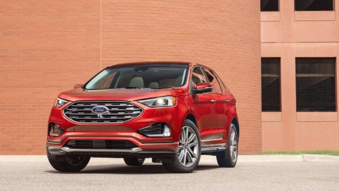 2019 Ford Edge Review | GearOpen