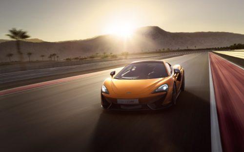 2019 McLaren 600LT First Drive