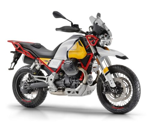 2019 Moto Guzzi V85 TT Confirmed for America First Look (Fast Facts)