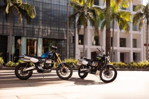 2019 Triumph Scrambler 1200 XE And XC First Look
