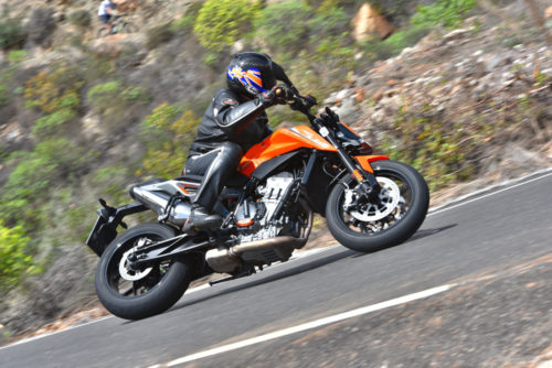 2019 KTM 790 Duke Review – First Ride