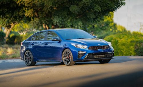2020 Kia Forte GT Packs 201 Turbocharged Horsepower and Other Performance Tweaks