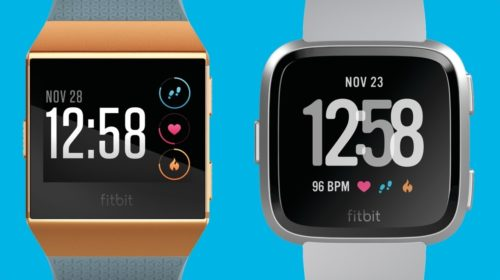 Fitbit Ionic v Fitbit Versa: Comparing the tracking giant's two smartwatches