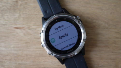 How to use Spotify on your Garmin watch : Garmin and Spotify's collaboration is music to our ears