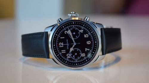 Montblanc Summit 2 first look: A luxury Wear OS smartwatch with fitness skills
