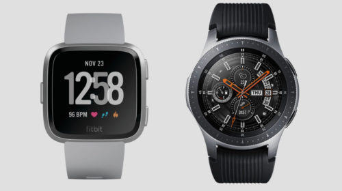 Fitbit Versa v Samsung Galaxy Watch: Stylish smartwatches compared