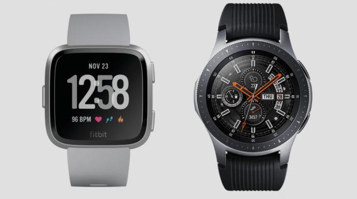 Fitbit Versa v Samsung Galaxy Watch: Stylish smartwatches compared