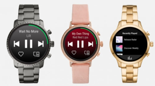 Spotify app launches for Wear OS smartwatches, but it's missing a big feature