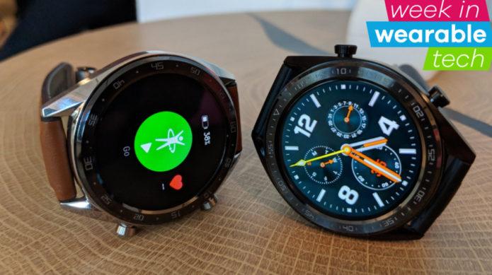 Week in wearable: Huawei Watch GT, Apple gets clinical and Spotify on Wear