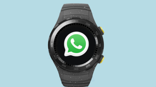How to use WhatsApp on Wear OS