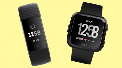 Fitbit Charge 3 v Fitbit Versa: The latest Fitbits face off