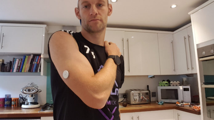 What I learned wearing a real time blood glucose monitor