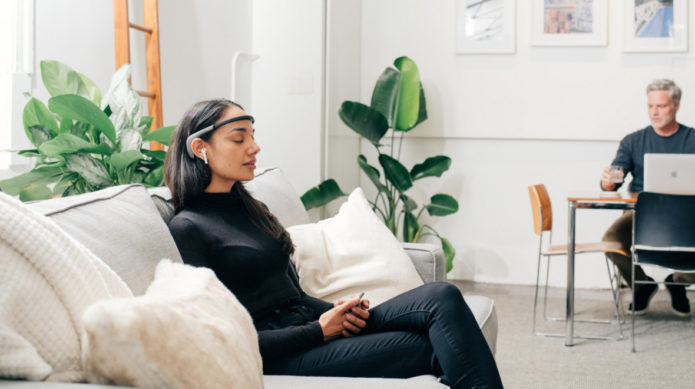 The Muse 2 headband takes some of the guesswork out of meditation