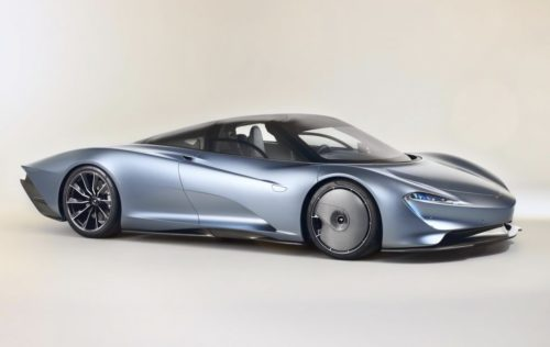 McLaren Speedtail official: 250mph hybrid Hyper-GT with outrageous carbon fiber