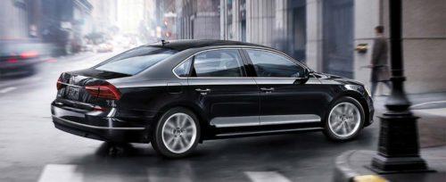 2018 Volkswagen Passat V6 SEL Premium review