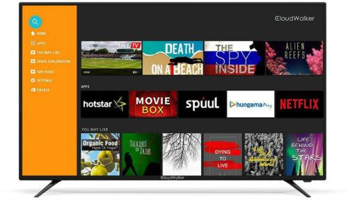 CloudWalker 4K Ready Smart Full HD LED TV 50SFX2 Review
