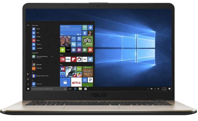 ASUS VivoBook F505/X505 review – a nice budget notebook with a Ryzen processor