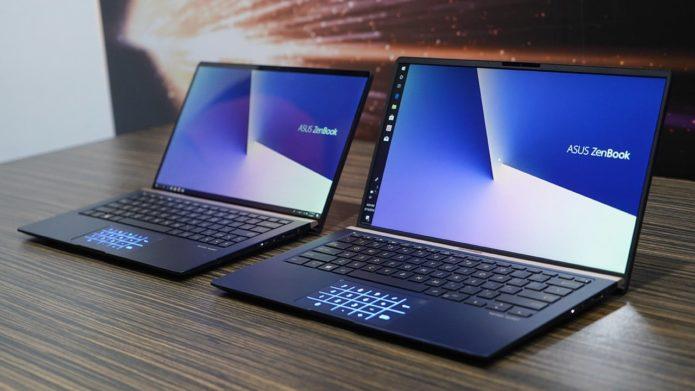 Mid-Range Laptop Quick Comparo: ASUS ZenBook 13 (UX333) vs HP Envy 13 vs Dell XPS 13